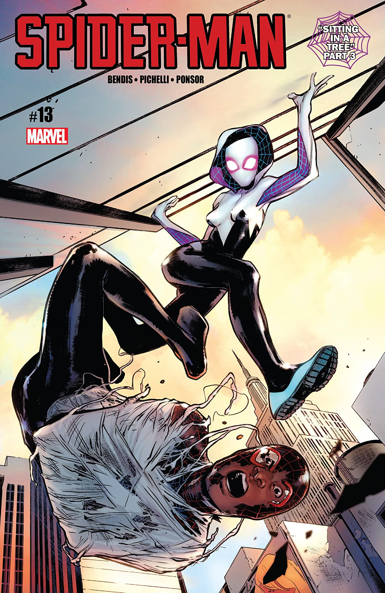 Spider-Man (2016-2018) #13