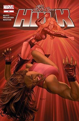She-Hulk (2004-2005) #11
