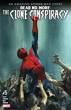 The Clone Conspiracy (2016-2017) #5 (of 5)