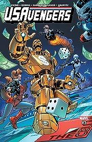 U.S.Avengers (2017) #3