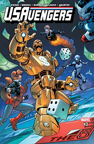 U.S.Avengers (2017-) #3