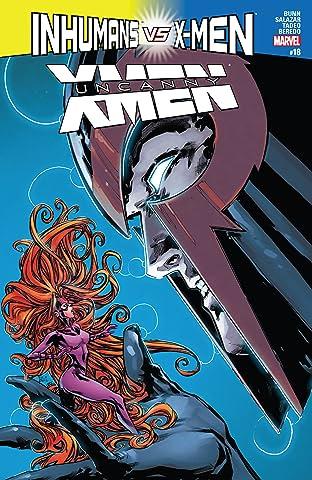 Uncanny X-Men (2016-) #18