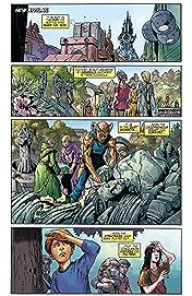 Uncanny X-Men (2016-2017) #18