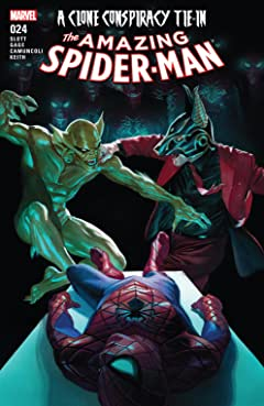 Amazing Spider-Man (2015-2018) #24