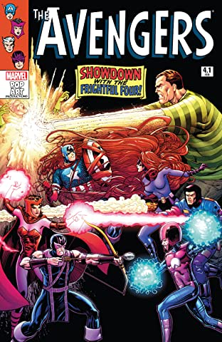 Avengers (2016-) #4.1