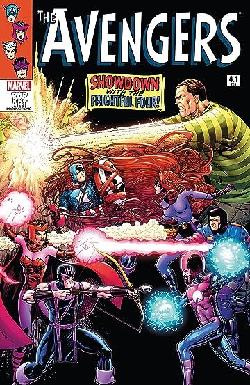 Avengers (2016-2018) #4.1