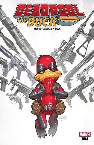 Deadpool The Duck (2017) #4 (of 5)