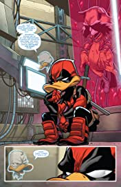 Deadpool The Duck (2017) #4 (of 5)