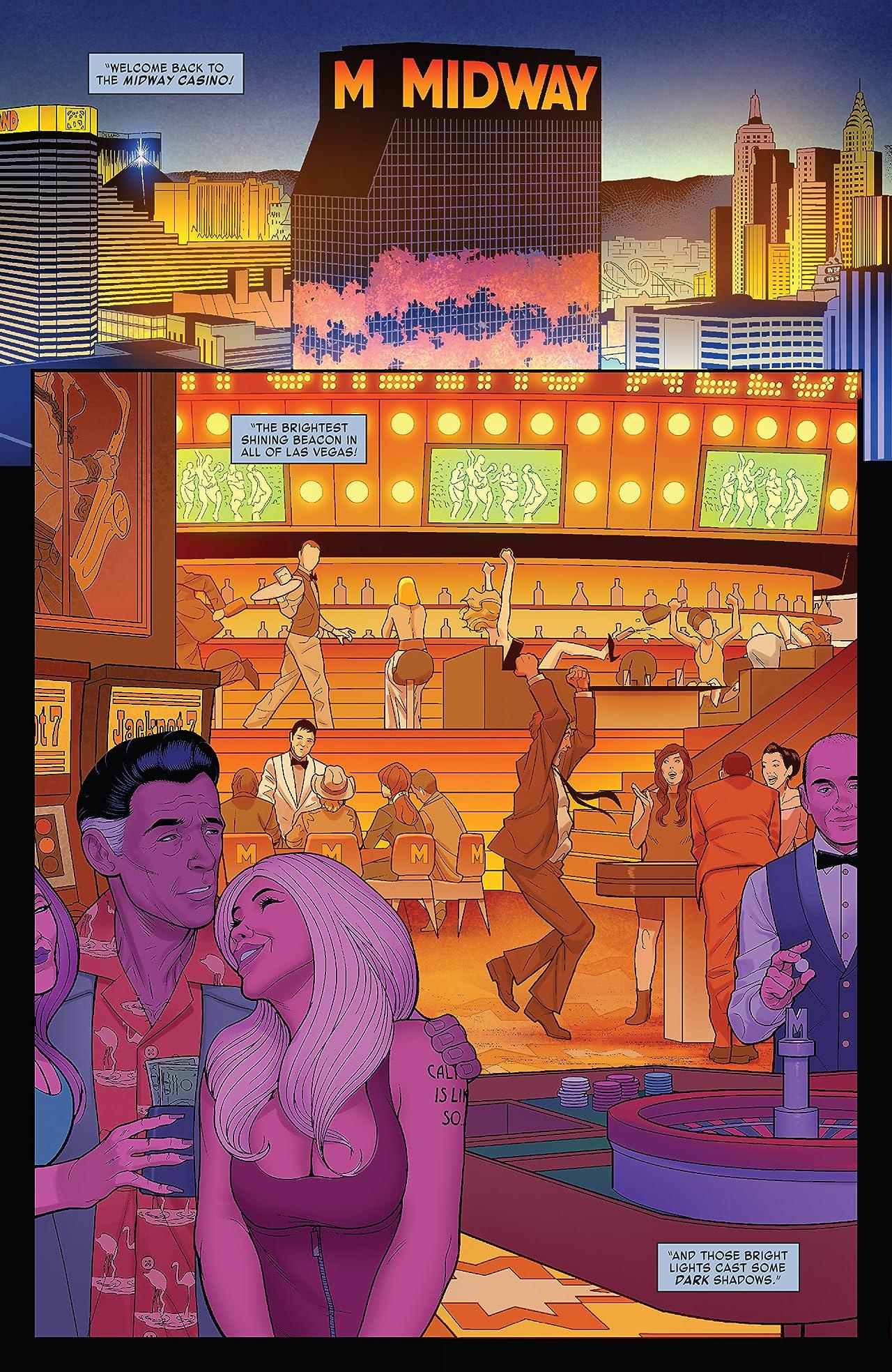 Elektra (2017) #1