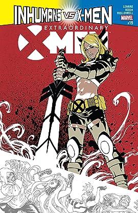 Extraordinary X-Men (2015-2017) #19