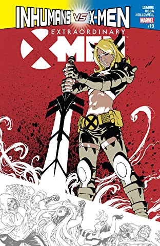 Extraordinary X-Men (2015-) #19