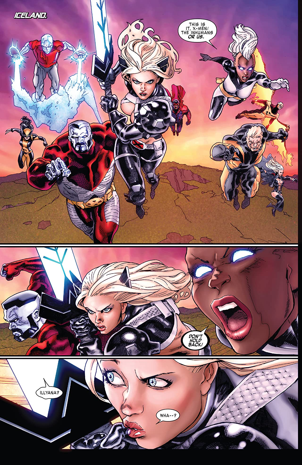 Extraordinary X-Men (2015-2017) #19