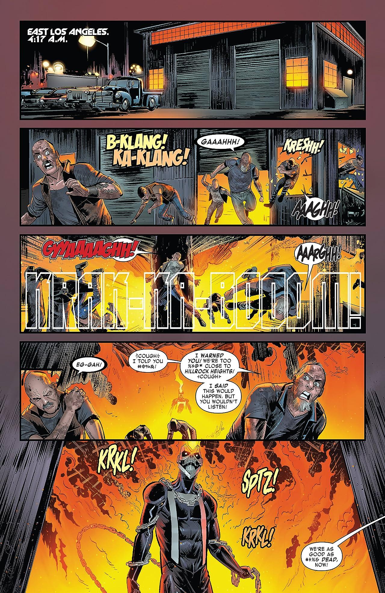 Ghost Rider (2016-2017) #4