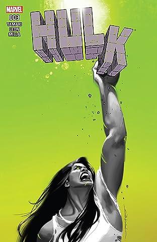 Hulk (2016-) #3