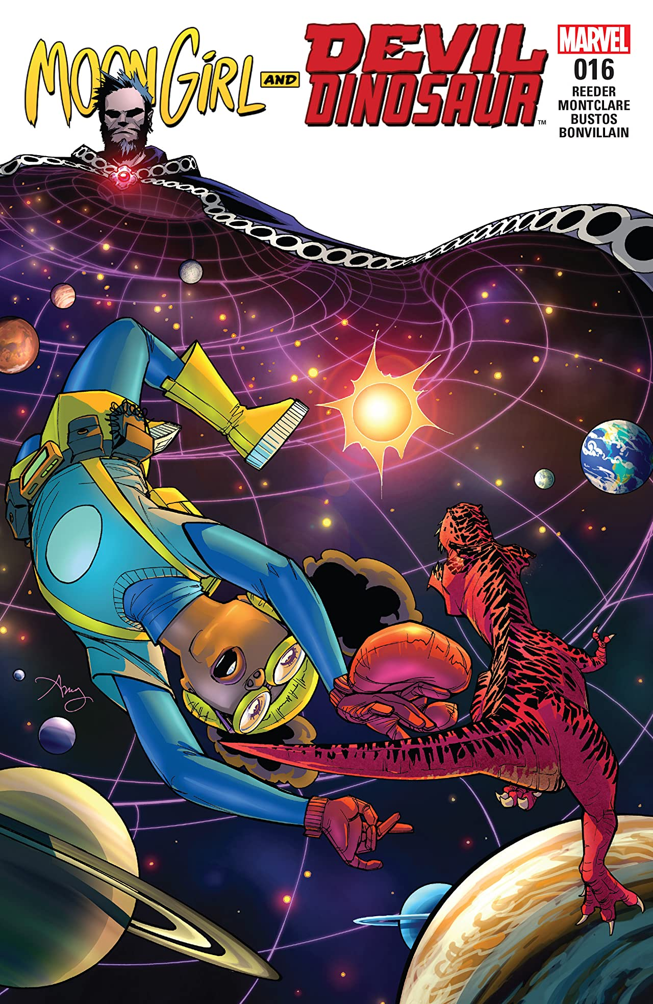 Moon Girl and Devil Dinosaur (2015-2019) #16
