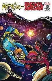 Moon Girl and Devil Dinosaur (2015-) #16