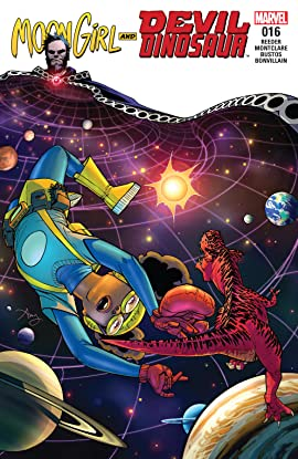 Moon Girl and Devil Dinosaur (2015-) #16