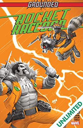 Rocket Raccoon (2016-2017) #3