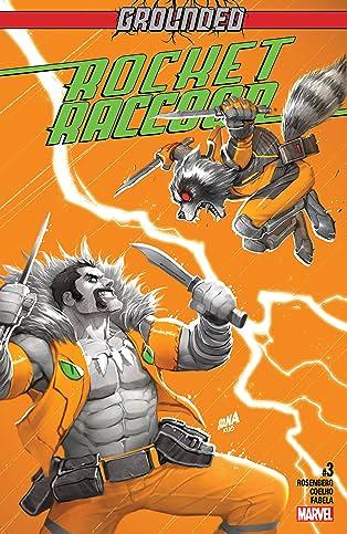 Rocket Raccoon (2016-2017) #3
