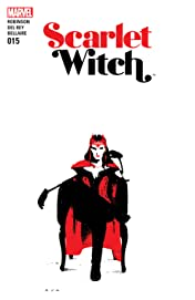 Scarlet Witch (2015-2017) #15