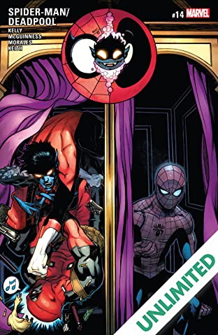 Spider-Man/Deadpool (2016-2019) #14