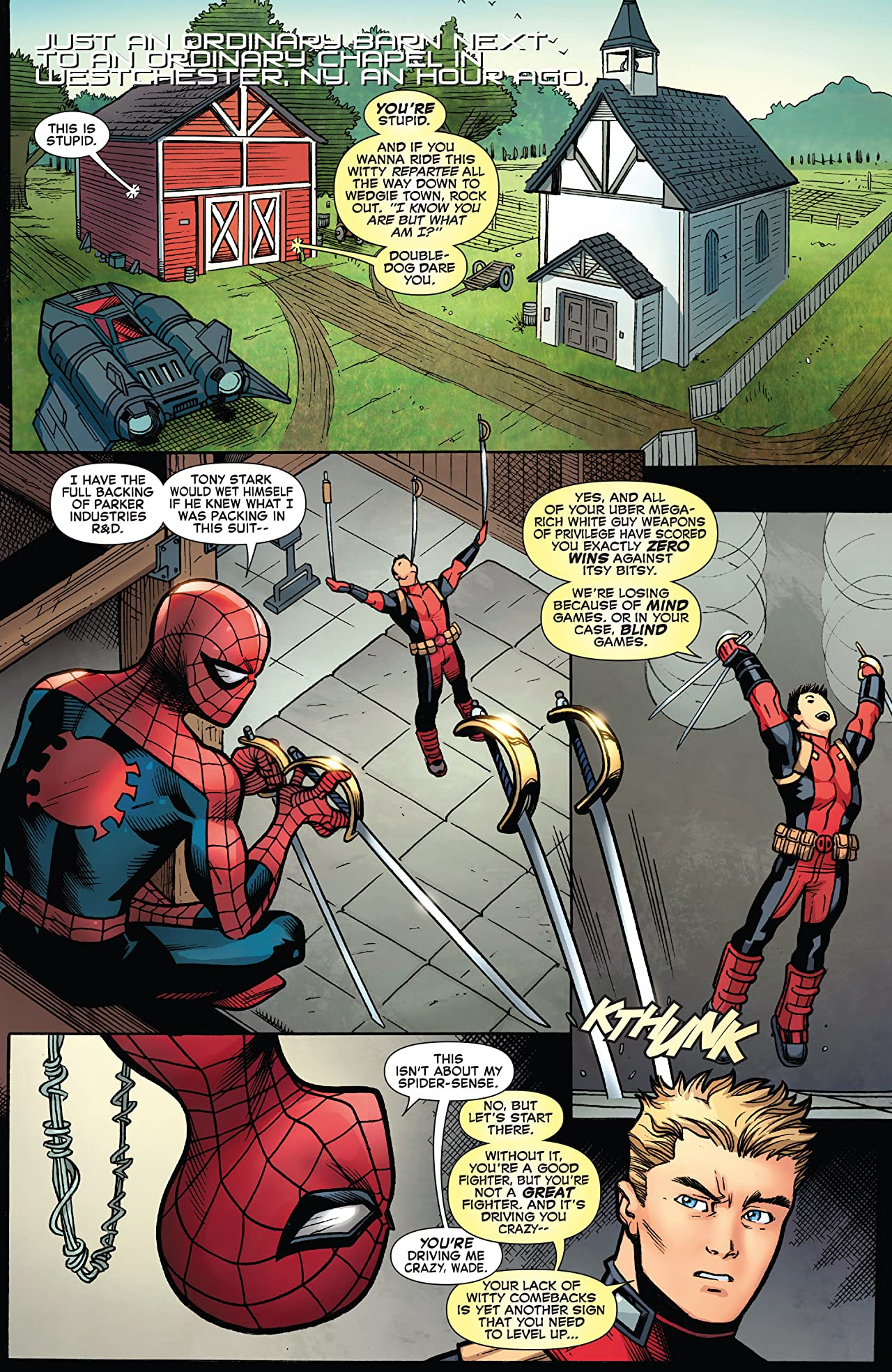 Spider-Man/Deadpool (2016-) #14