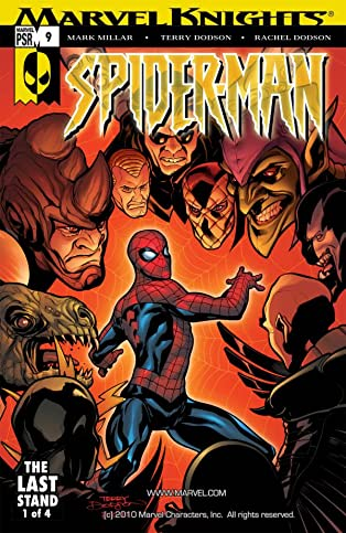 Marvel Knights Spider-Man (2004-2006) #9