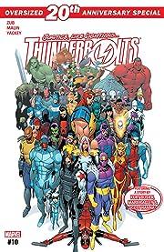 Thunderbolts (2016-2017) #10