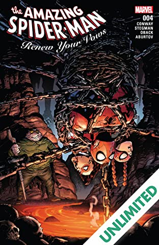 Amazing Spider-Man: Renew Your Vows (2016-) #4