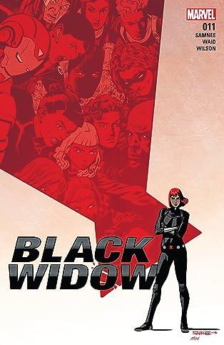 Black Widow (2016-2017) #11