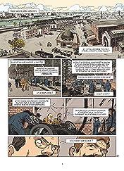 Le marin, l'actrice et la croisière jaune Vol. 3: Mauvaises rencontres