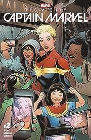 The Mighty Captain Marvel (2016-2017) #2