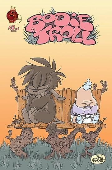 Bodie Troll #3 (of 4)