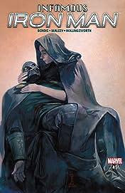 Infamous Iron Man (2016-2017) #5
