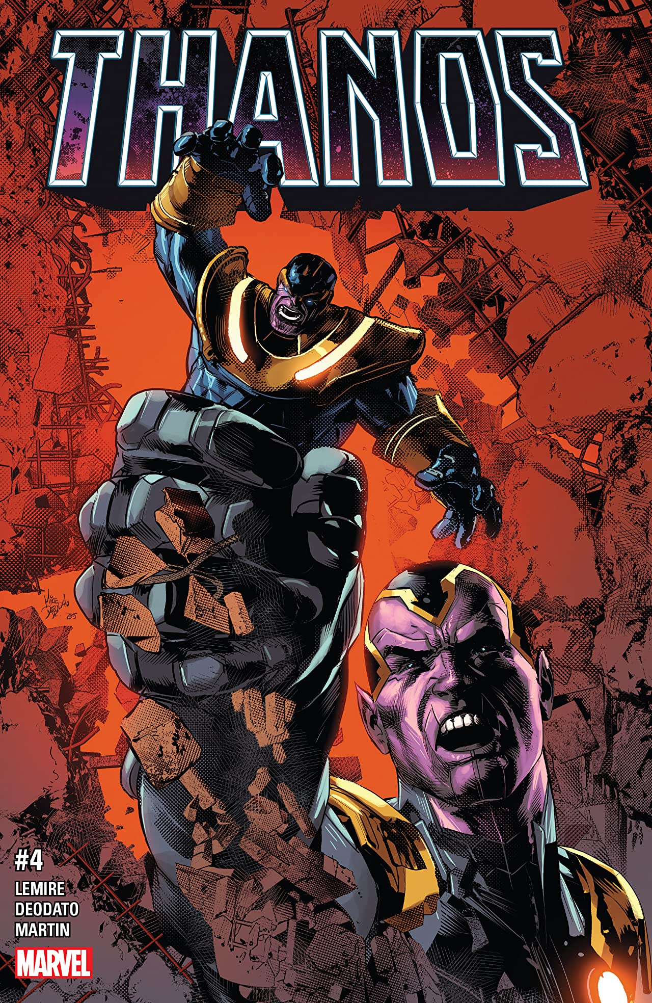 Thanos (2016-) #4