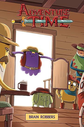 Adventure Time Vol. 9: Brain Robbers