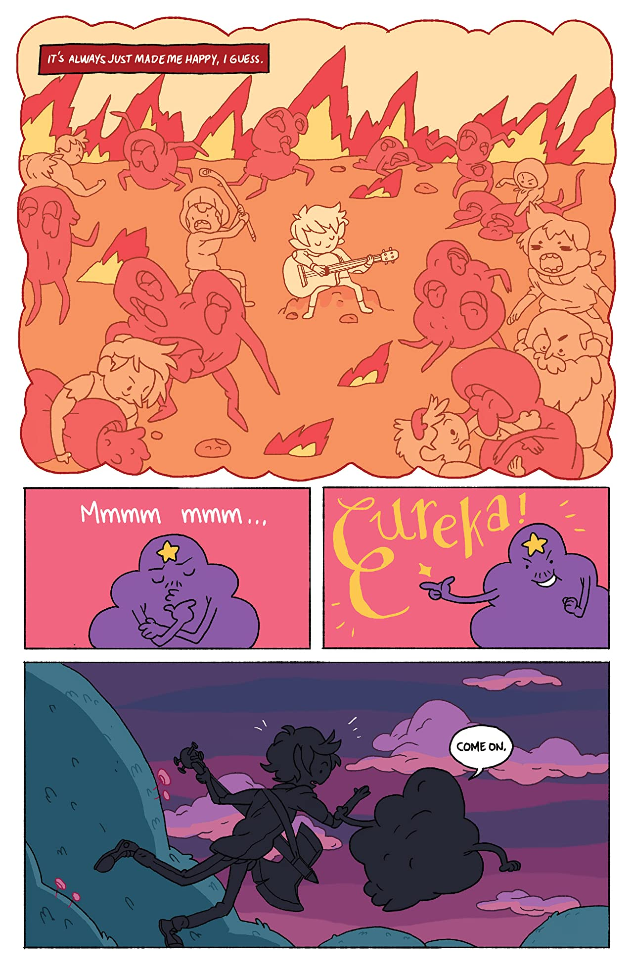 Adventure Time Comics #8