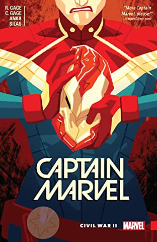 Captain Marvel Tome 2: Civil War II