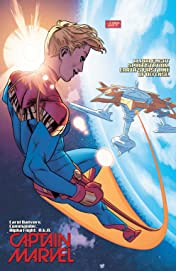 Captain Marvel Vol. 2: Civil War II