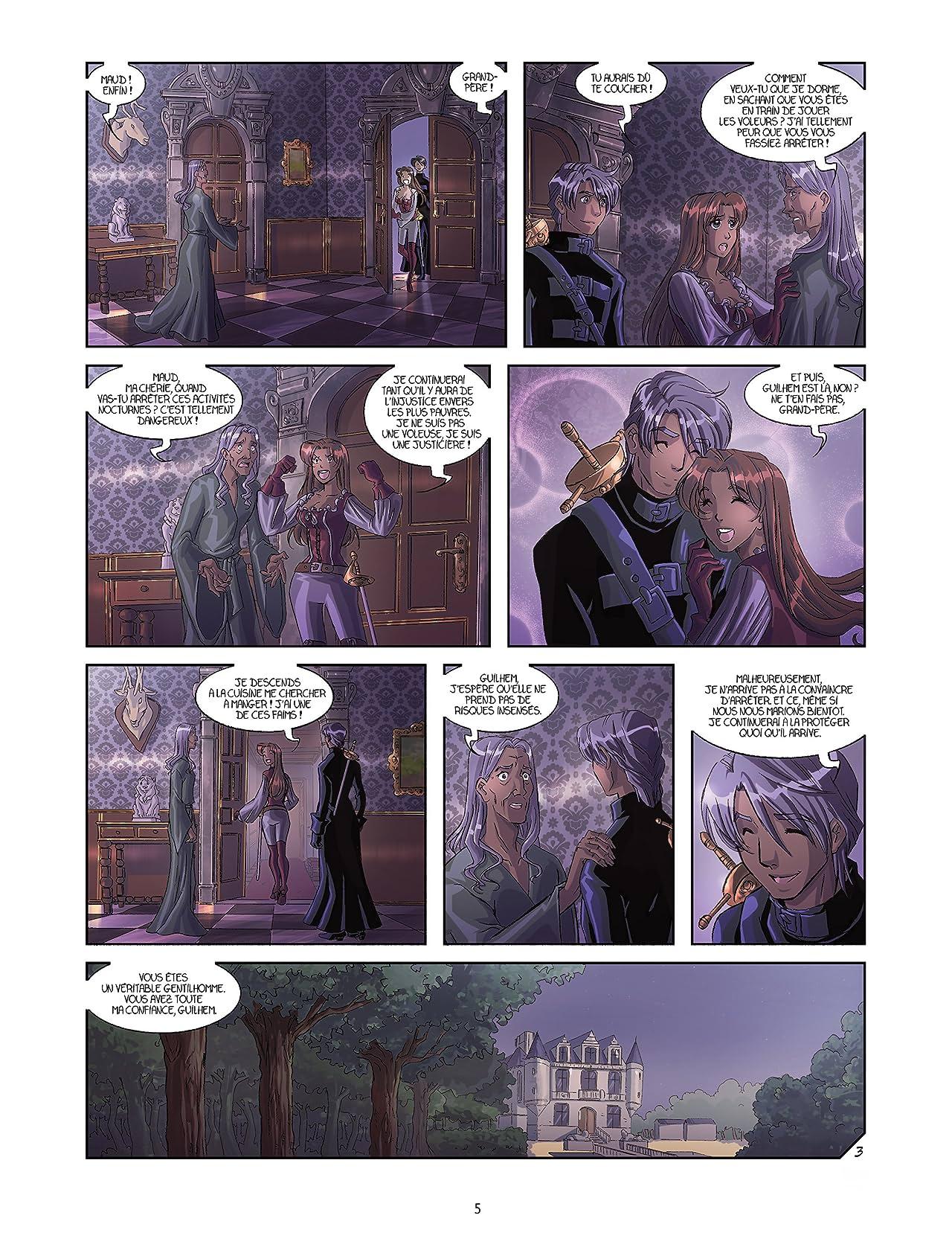 La Rose écarlate Vol. 7: Tu seras toujours avec moi