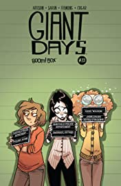 Giant Days #23