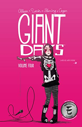 Giant Days Tome 4