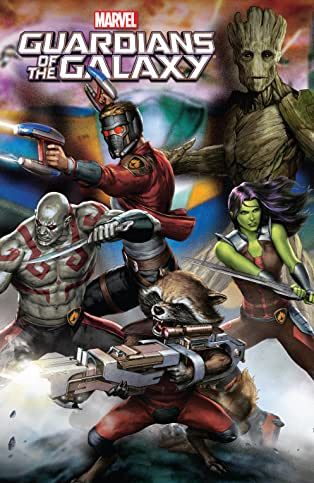 Marvel Universe Guardians of the Galaxy Vol. 4
