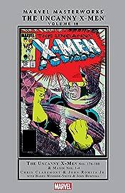 Uncanny X-Men Masterworks Vol. 10