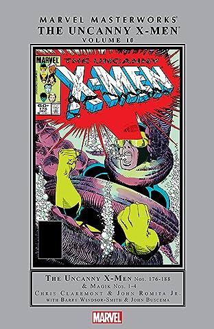 Uncanny X-Men Masterworks Tome 10