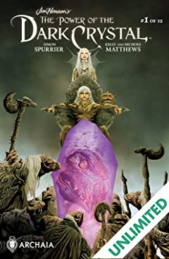 Jim Henson's The Power of the Dark Crystal #1 (of 12)