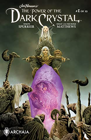 Jim Henson's The Power of the Dark Crystal No.1 (sur 12)