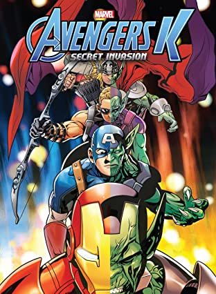 Avengers K - Book Four: Secret Invasion