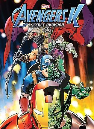 Avengers K - Book Four: Secret Invasion