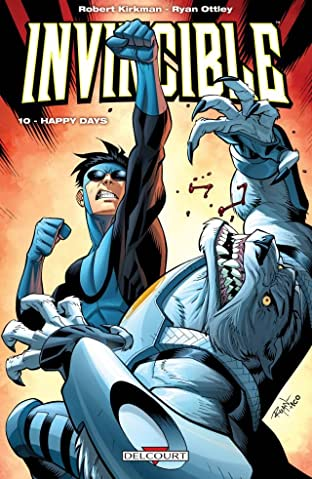 Invincible Vol. 10: Happy days